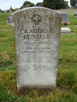 Claude R. Russell