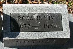 Rosa Love <i>Henington</i> Nix
