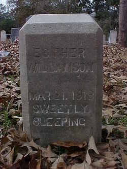 Esther Irene Williamson