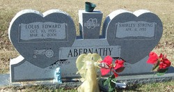 Louis Edward Poo Doo Abernathy