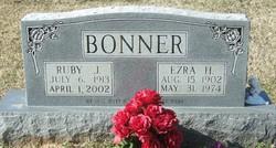 Ezra H. Bonner