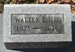 Walter Elliott Nix
