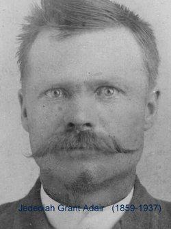 Jedediah Grant Adair