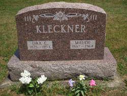 Ora Kleckner