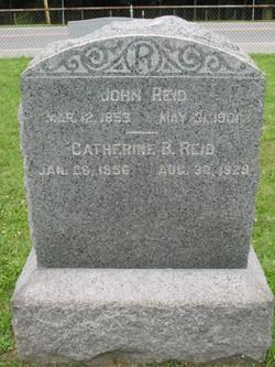 John Cummins Reid