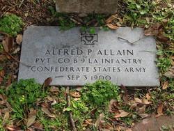 Alfred P Allain