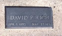 David Patten Rich
