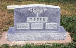 Catherine <i>Lang</i> Weber