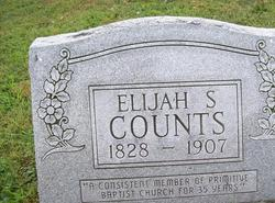 Elijah Shelby Counts