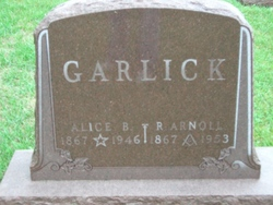 Alice B Garlick