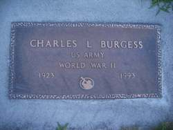 Charles Lavern Burgess