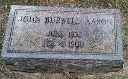 John Burwell Aaron