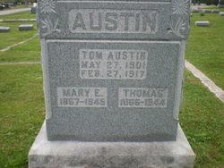 Mary Ellen <i>McCarty</i> Austin