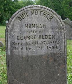 Hannah Alden