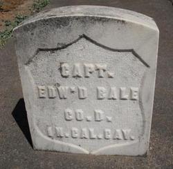Capt Edward Turner Bale