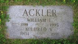 William Leonard Ackler