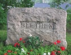 Maud B. <i>Moore</i> Blethen