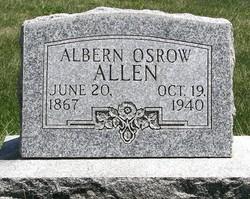 Albern Osrow Allen