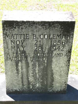 Mattie B. Coleman