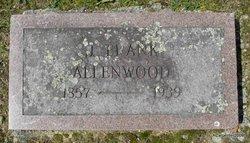 Joseph Frank Allenwood