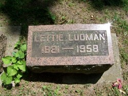 Lettie May <i>Beaumont</i> Ludman