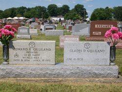 Edward K Gilliland