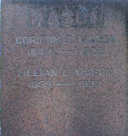 Lillian L. <i>Horton</i> Mason