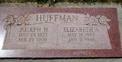 Elizabeth Ann <i>Addy</i> Huffman
