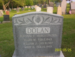 Mary <i>Connors</i> Dolan