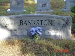 Amos Lee Bankston