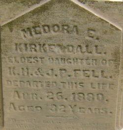 Medora E. <i>Fell</i> Kirkendall