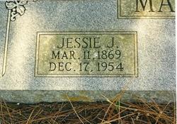 Jessie Jackson Marshall