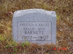 Nellie Ann Barnett