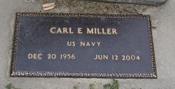 Carl E Miller