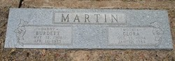 Burdett Martin