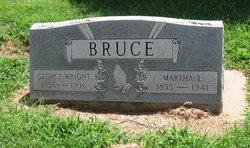 George Wright Bruce