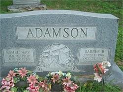 Ethel May <i>Feldkeicher</i> Adamson