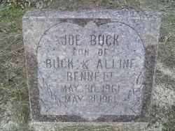 Joe Buck Bennett