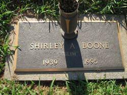 Shirley A Boone