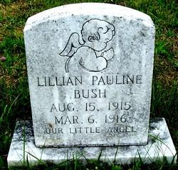 Lillian Pauline Bush
