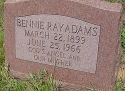 Bennie Ray <i>Pye</i> Adams