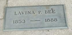 Lavina Pullin <i>Clive</i> Bee