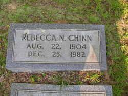 Rebecca N Chinn