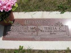 Augustine M. Bowen