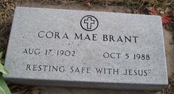 Cora Mae <i>Heater</i> Brant