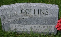 Julia Mae <i>Eckel</i> Collins