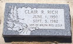 Clair R. Rich