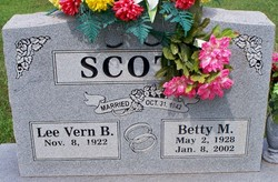 Betty M. Scott