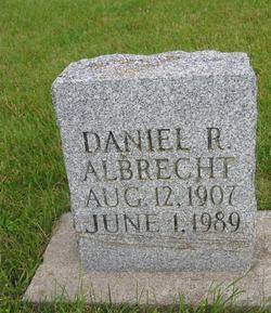 Daniel R. Albrecht
