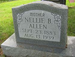 Nellie Besseline <i>Stewart</i> Allen